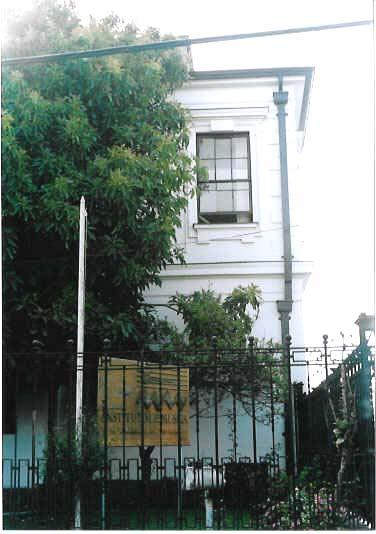 fachada imus
