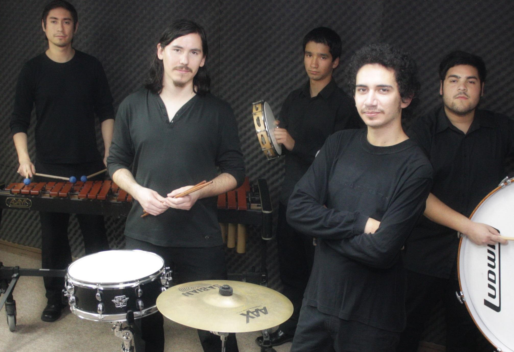 grupo percusion valparaiso