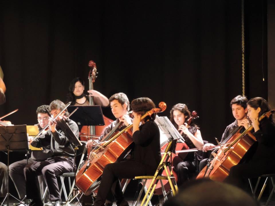 violoncellos