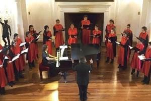 coro femenino intro